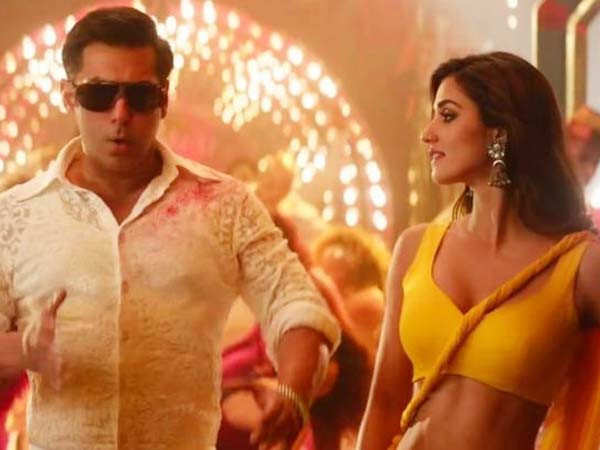 Disha Patani on working with Salman Khan again