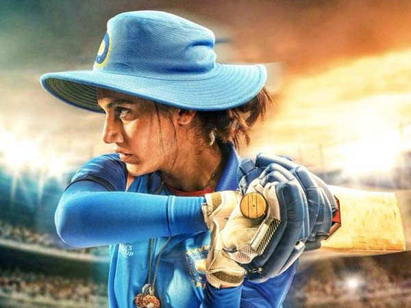 First look of Taapsee Pannu's Shabaash Mithu is here