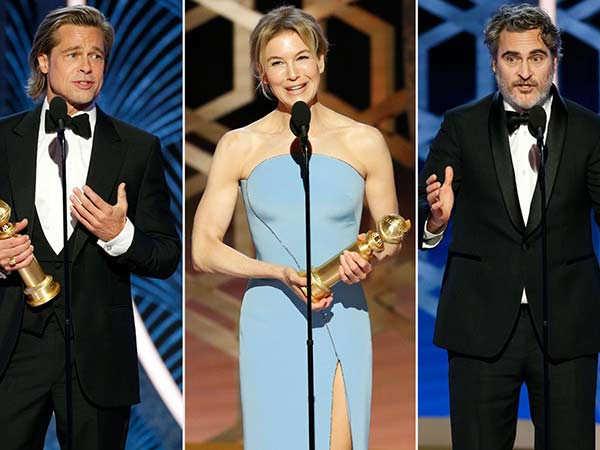 Golden Globes 2020 complete winners list