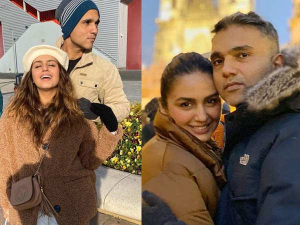 Huma Qureshi and Mudassar Aziz's holiday pictures are simply fab
