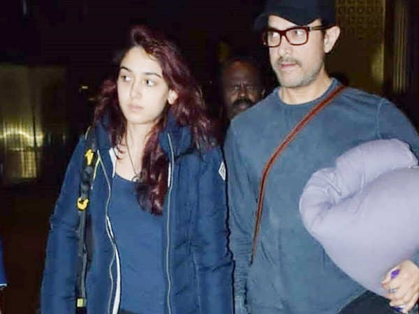 Aamir Khan's daughter Ira Khan opens up about her relationship
