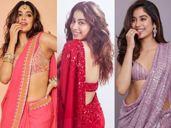 8 times Janhvi Kapoor floored us in a saree