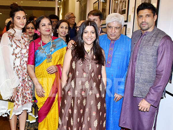 Javed Akhtar birthday