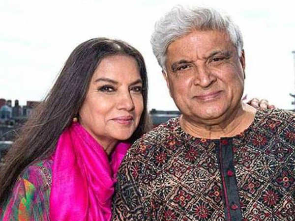 Javed Akhtar gives an update on Shabana Azmi's health