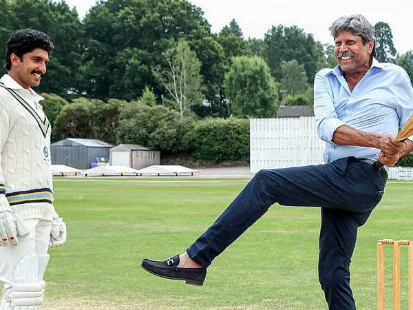 Kapil Dev's first reaction to '83 being made was no!