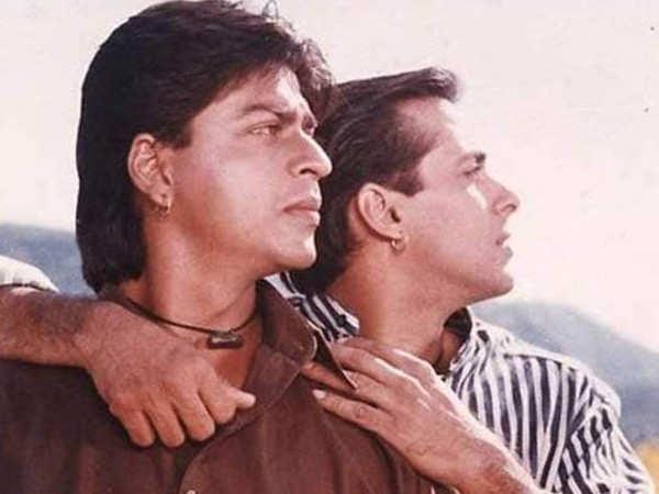 We list the best dialogues from Shah Rukh Khan and Salman Khan's Karan Arjun