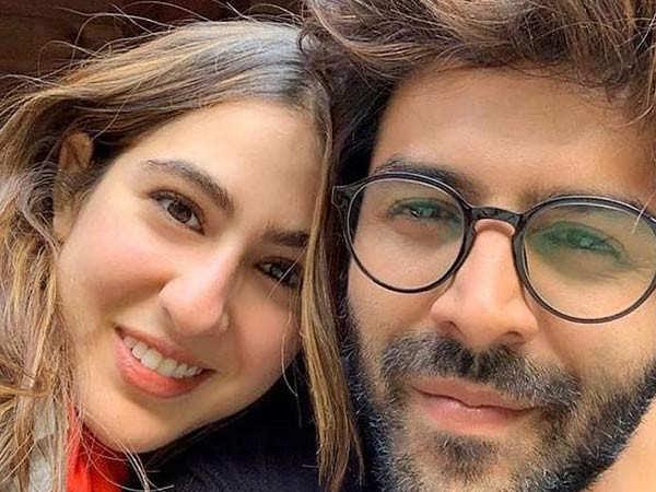 Sara Ali Khan takes a dig at Kartik Aaryan for saying he isn't ready to marry