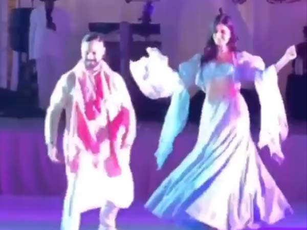 Video: Katrina Kaif dances like a true blue diva at her friend's wedding