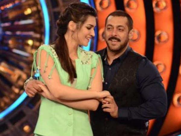 Exclusive: Kriti Sanon cast opposite Salman Khan in Kabhi Eid Kabhi Diwali