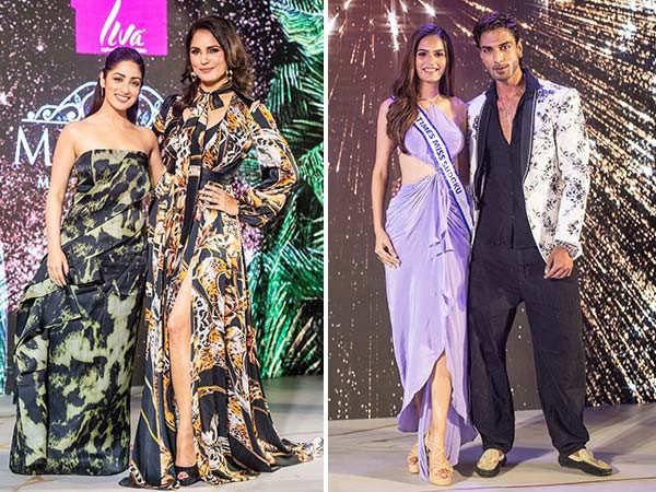 LIVA Miss Diva 2020 has a dazzling preliminary round in Mumbai