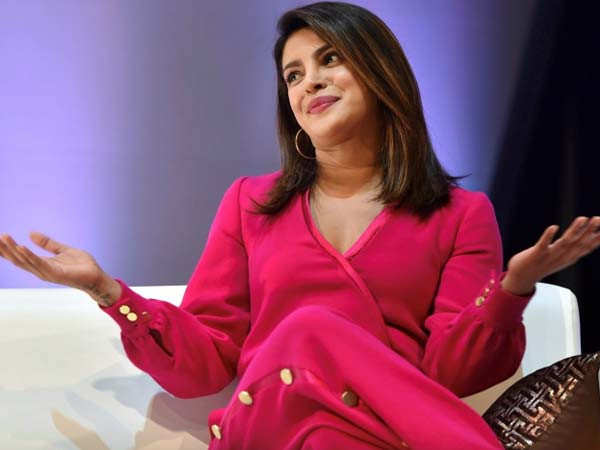 Priyanka Chopra to star in Matrix 4 ?
