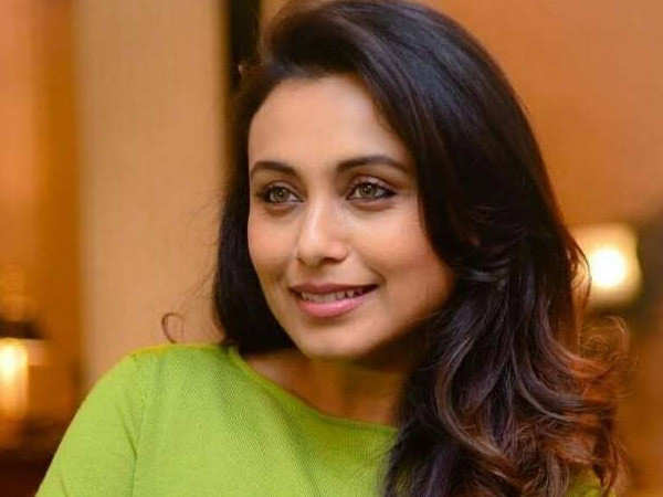 Rani Mukerji talks about breaking stereotypes in Bollywood