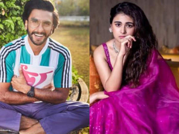 It's amazing to be in the same frame as Ranveer - Shalini Pandey