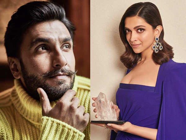 Ranveer Singh says Deepika Padukone made him proud after her Crystal Award win