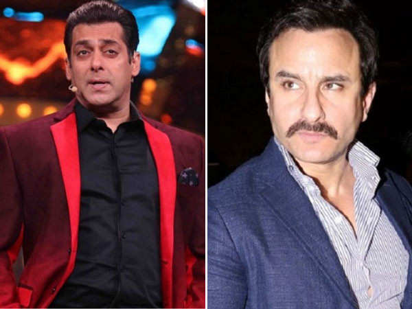 Saif Ali Khan to step into Salman Khan's shoes?