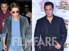 All pictures of Shah Rukh Khan and Salman Khan from Umang 2020