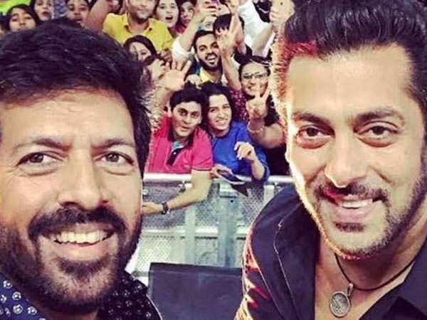 Salman Khan and Kabir Khan to team up once again