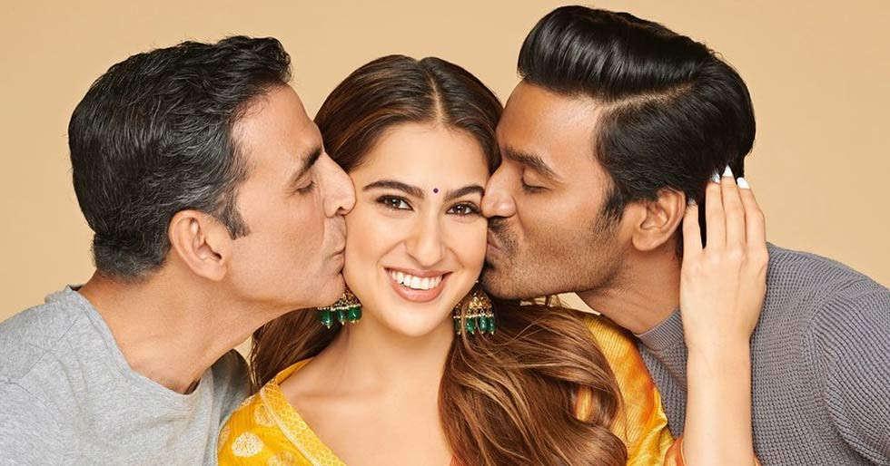 Sara Ali Khan reacts on bagging a project with Akshay Kumar and Dhanush