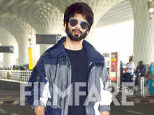 Shahid Kapoor is back to the grind post recovering from his injury