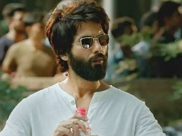 Shahid Kapoor gets injured on the sets of Jersey