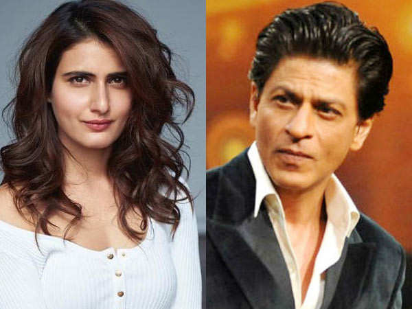 Shah Rukh Khan all set to team up with Fatima Sana Shaikh?