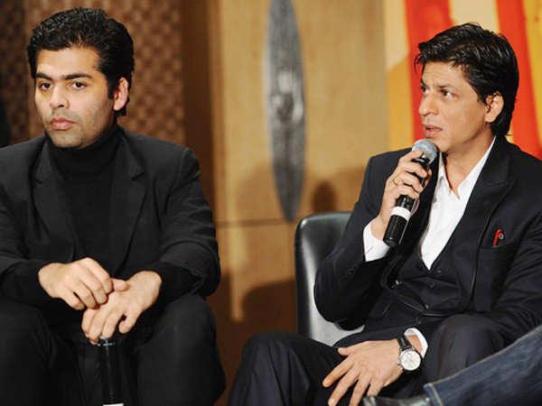 Shah Rukh Khan all set to collaborate with Karan Johar?