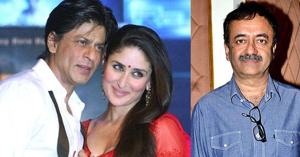 Shah Rukh Khan and Kareena Kapoor Khan to star in Rajkumar Hirani's next