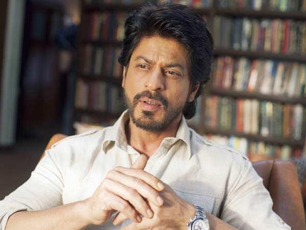 Shah Rukh Khan Fomo