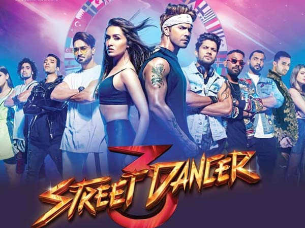 Here's how much Street Dancer 3D made at the box-office on day 4