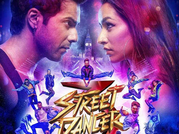 Street Dancer 3D to cross the 50-crore mark at the box-office