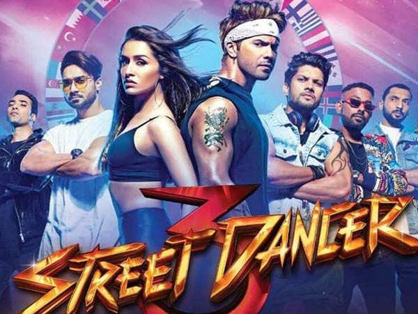 Street Dancer 3D rakes in Rs 56.77 crore at the box-office