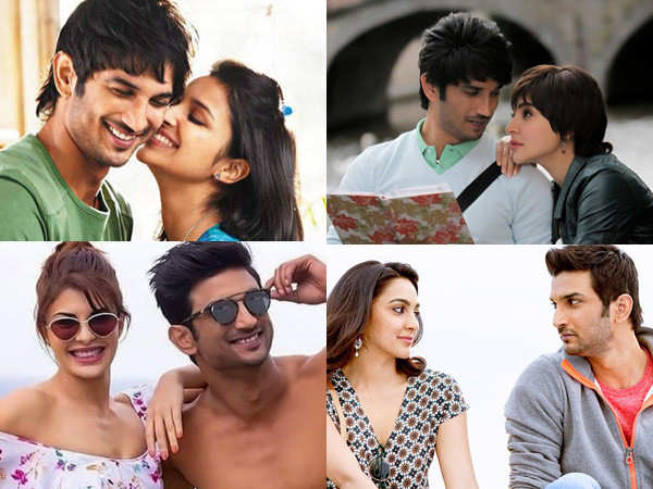 Sushant Singh Rajput's Movies in Bollywood