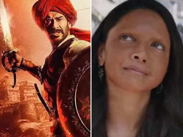 Chhapaak and Tanhaji pick up pace on Day 2 at the box-office