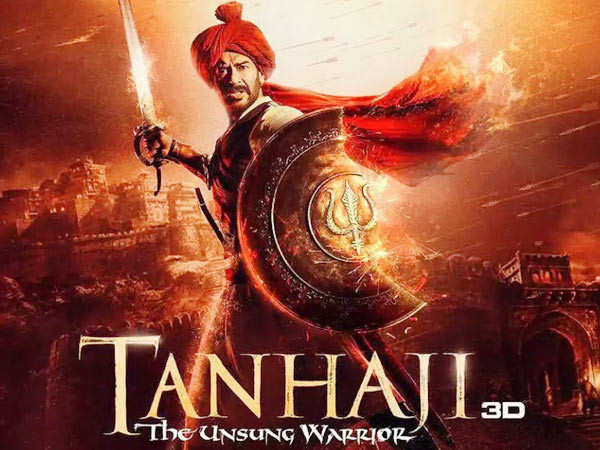 This was the toughest part of about shooting Tanhaji: The Unsung Warrior