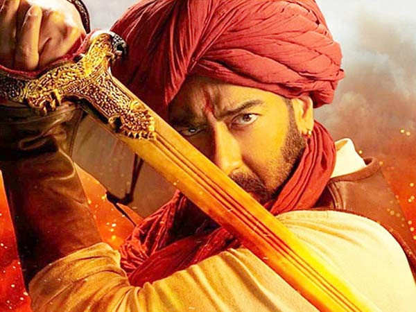 Tanhaji: The Unsung Warrior all set to cross the Rs. 100 crore mark