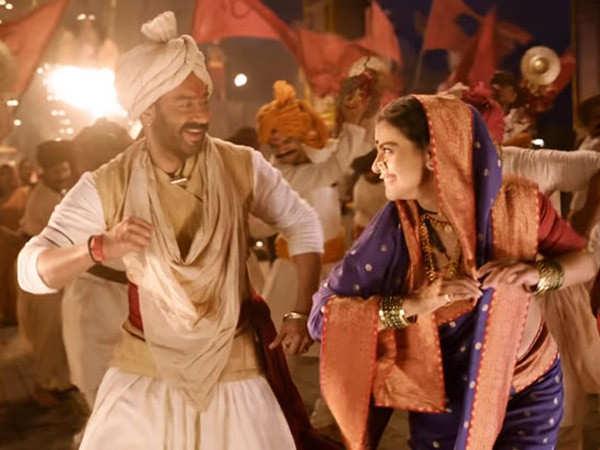 Tanhaji : The Unsung Warrior crosses the 100 crore mark at the box-office