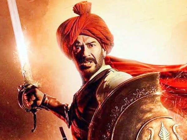 Tanhaji: The Unsung Warrior is sprinting towards the 200 crore club