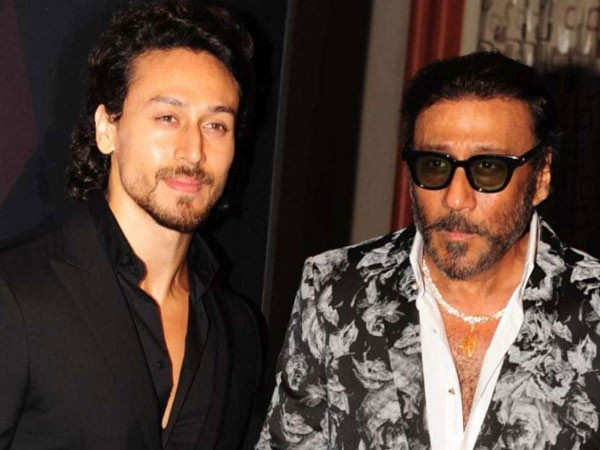Tiger Shroff to work with Jackie Shroff for the first time in Baaghi 3