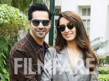 Spotted: Varun Dhawan and Shraddha Kapoor promoting Street Dancer 3D