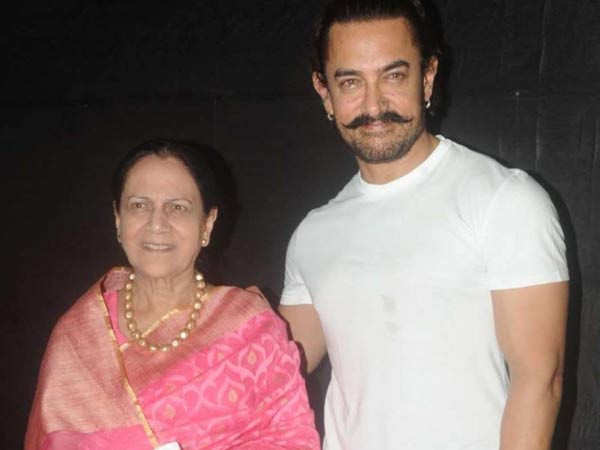 Aamir Khan expresses gratitude for support after his mother tests negative