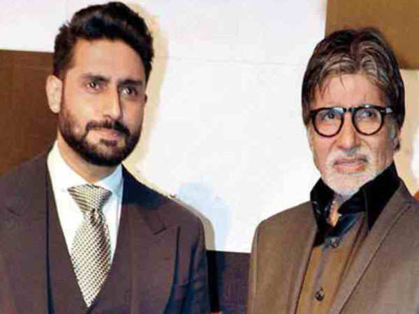 Abhishek Bachchan gives it back to a troll making fun of him and Amitabh Bachchan