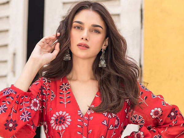 Aditi Rao Hydari talks about her lockdown life and how she wants normalcy to return soon