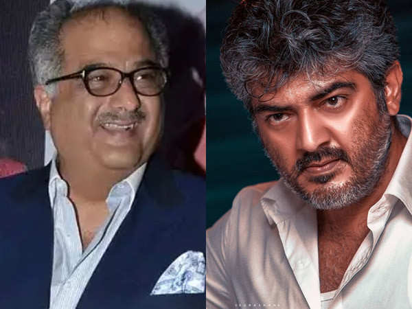 South superstar Thala Ajith's Valimai produced by Boney Kapoor will be released in Hindi also