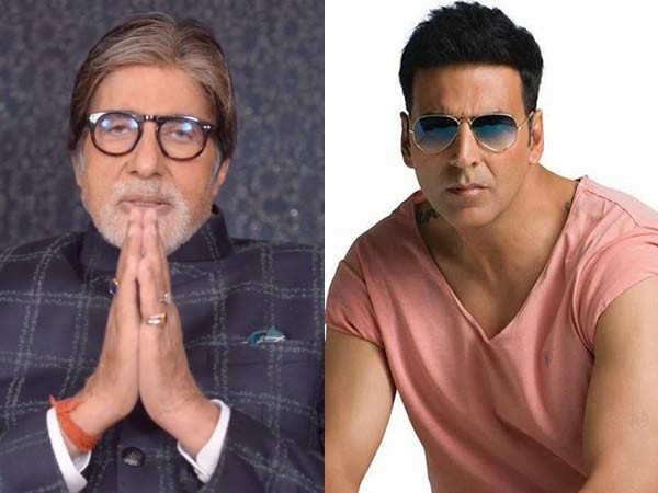 Amitabh Bachchan and Akshay Kumar mourn the loss of Saroj Khan