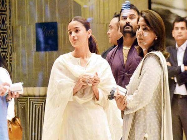 Alia Bhatt Sends Neetu Kapoor a Special Message on the Latter's Birthday