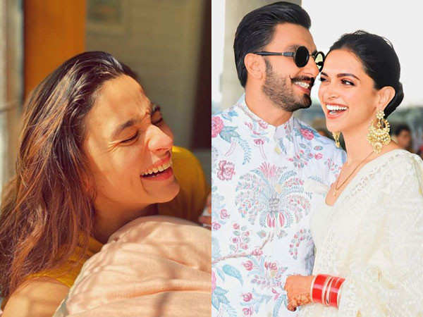 Alia Bhatt feels Ranveer Singh's Latest Social Media Post is the 'Best'