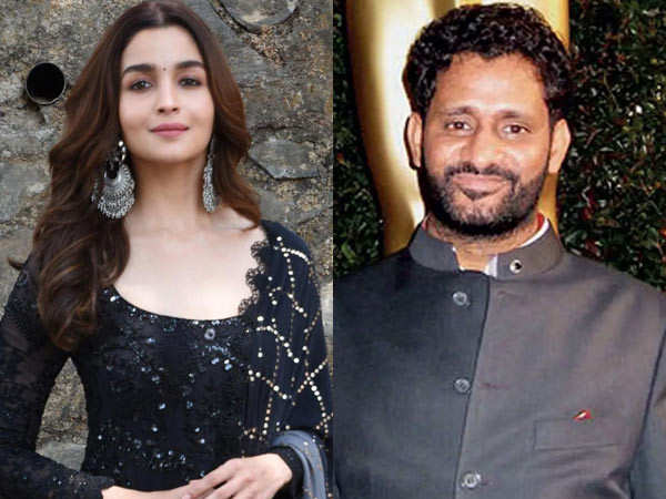 Alia Bhatt Roped in for Resul Pookutty's Next