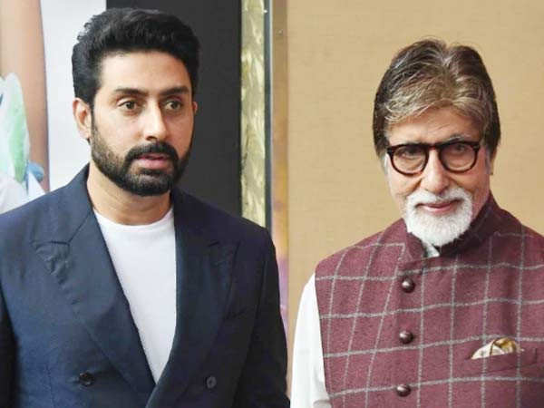 Amitabh and Abhishek Bachchan's shooting schedules pushed back