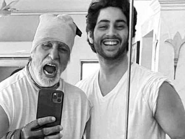 Amitabh Bachchan's Grandson Agastya Nanda Gears up for his Bollywood Debut?