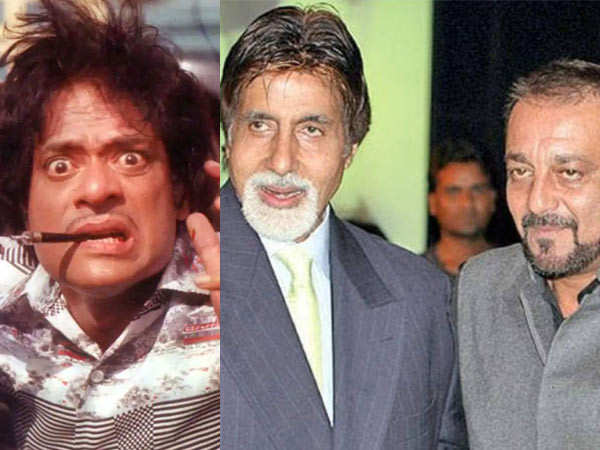 Amitabh Bachchan and Sanjay Dutt mourn the demise of late Jagdeep